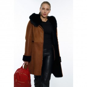 SHEEPSKIN WOMEN LIGHT BROWN
