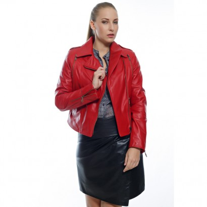 WOMEN LEATHER JACKET PERFECTO
